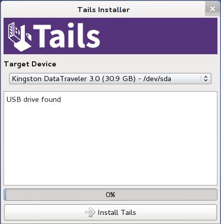 Tails-Installer