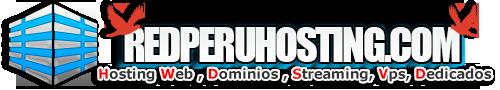 Redes es un proveedor lider de Hosting en Perú,Colombia,..