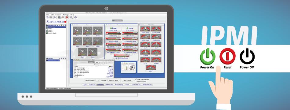 IPMI, la forma más fácil de gestionar tus servidores dedicados,