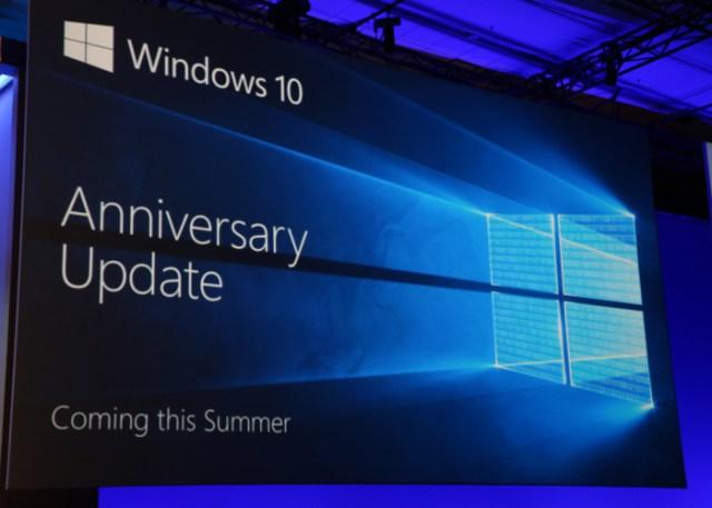 Configura el icono de aviso de notificaciones en Windows 10 PC Anniversary Update