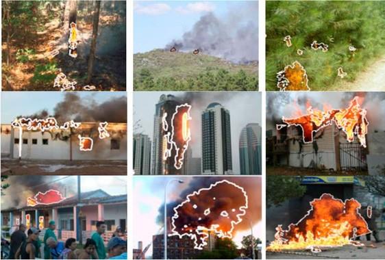 Un sistema para detectar el fuego forestal mejora la vigilancia con drones