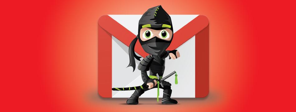 ¿Ya eres un Ninja en Gmail?