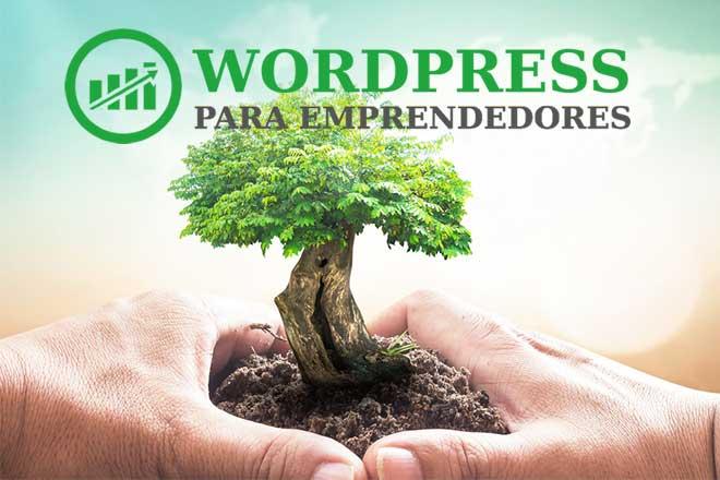 Presentación de WordPress para Emprendedores