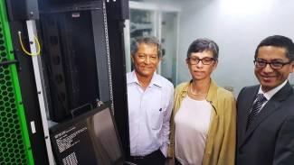 Una supercomputadora cuidará la Amazonía peruana
