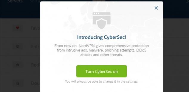 NordVPN lanza la herramienta CyberSec para ampliar la seguridad