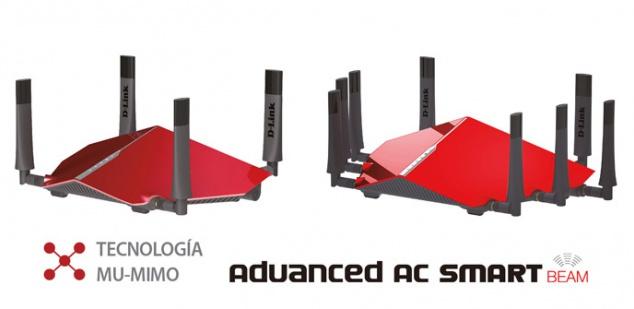 D-Link lanza en España los nuevos DIR-885L y DIR-895L con Wi-Fi AC Wave 2